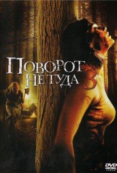 Поворот не туда3 (2009)