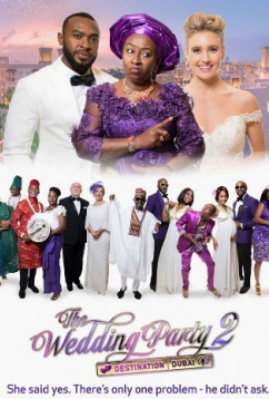 Свадебная вечеринка 2: Отрыв в Дубае (2017)