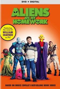Инопланетяне съели мою домашнюю работу (2018)