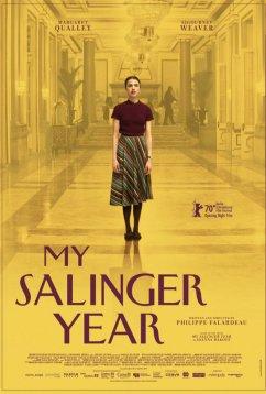 Мой год Сэлинджера (2020)