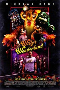 Страна чудес Вилли (2021)