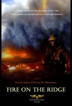 Пожар на горном хребте (2020)